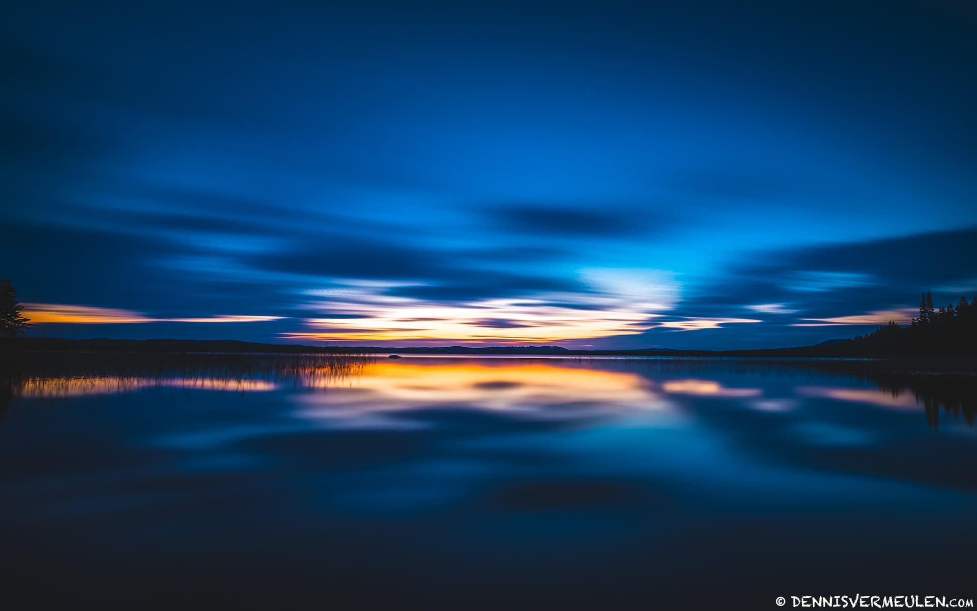 Dennis Vermeulen Photography -  Sunset Lake